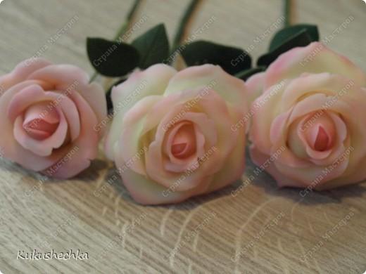 """Цветы из фарфора) Для """"зажигалочки""""))))))))) фото 12"""