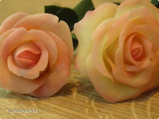 """Цветы из фарфора) Для """"зажигалочки""""))))))))) фото 13"""