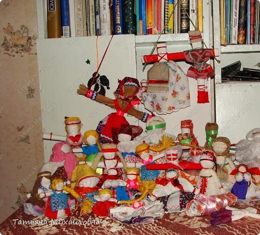 Это просто игровые куклы, которых я использую в своей работе с детьми. фото 6