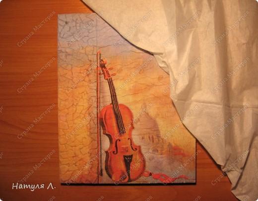 Подарок коллеге на день рождения. Она когда-то играла на скрипке фото 8