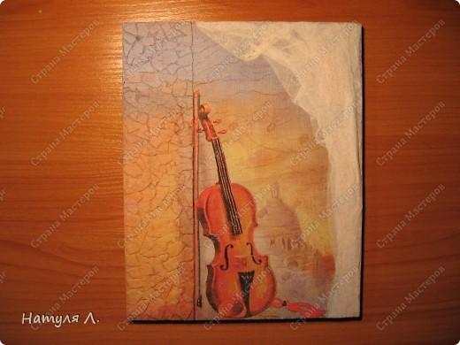 Подарок коллеге на день рождения. Она когда-то играла на скрипке фото 9