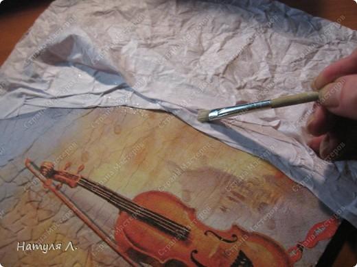 Подарок коллеге на день рождения. Она когда-то играла на скрипке фото 10