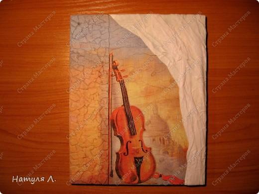 Подарок коллеге на день рождения. Она когда-то играла на скрипке фото 13
