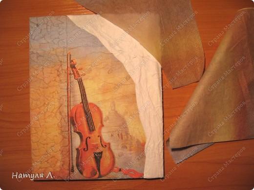 Подарок коллеге на день рождения. Она когда-то играла на скрипке фото 14