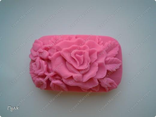 """цветы-это моя маленькая женская слабость...тему роз не могла пройти стороной и как результат """"мыльная роза"""" фото 1"""