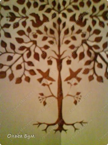 Дерево с птичками фото 4