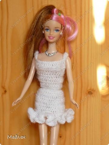 Одеваем Барби 2 фото 1