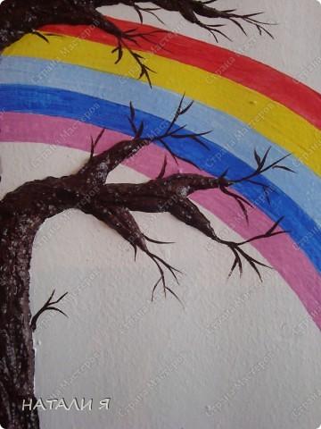 Вот какое дерево теперь живет в нашем классе. фото 2