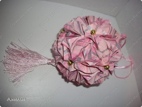 Кусудама Royal rose фото 1