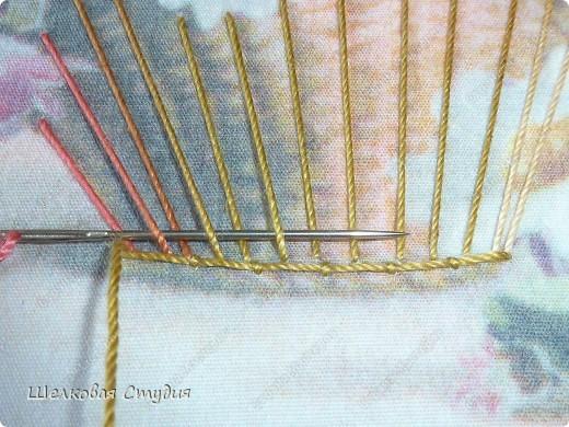 Плетение корзины фото 3