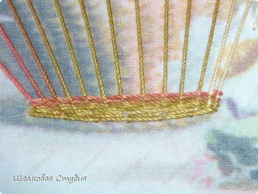 Плетение корзины фото 4