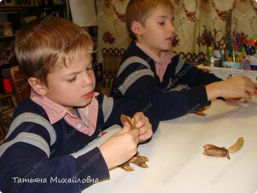 На предыдущем занятии мы узнали, где живет оса, и какой у нее домик: http://stranamasterov.ru/node/103402.  Продолжим знакомство.  фото 4