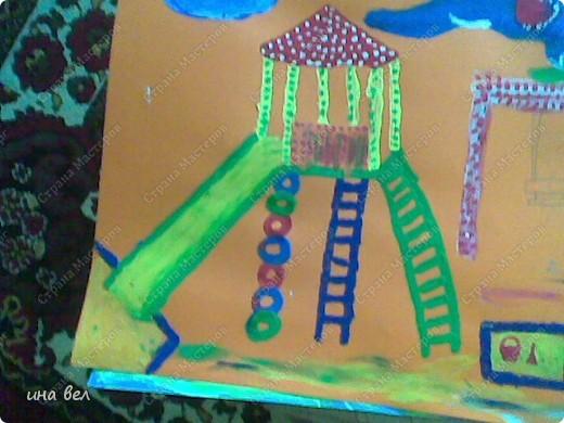 рисовал сын... фото 2