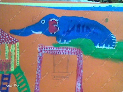рисовал сын... фото 3