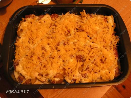 Назвала так свое блюдо потому, что по вкусу очень напоминает пельмени. фото 4