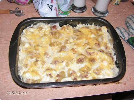 Назвала так свое блюдо потому, что по вкусу очень напоминает пельмени. фото 1
