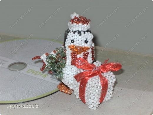 Пингвинчик зимний фото 1