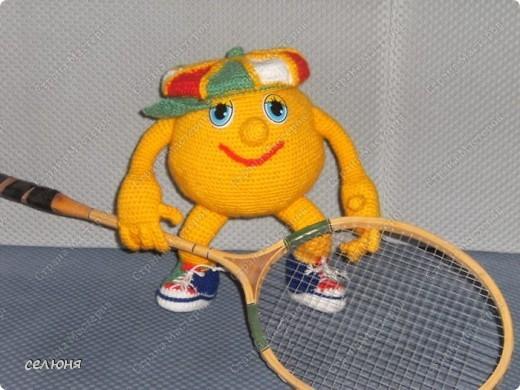 Вот такой спортивный смайлик появился у меня для моих воспитанников в детском саду (я - инструктор по физкультуре) фото 9