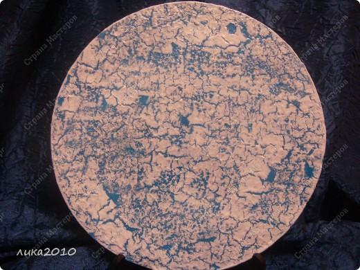 Использованные остатки гипса и салфетки, привезенные сыном из Голландии, и получились небольшие сувенирчики. фото 6