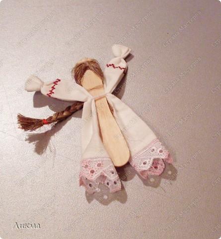 По мотивам народной куклы фото 10