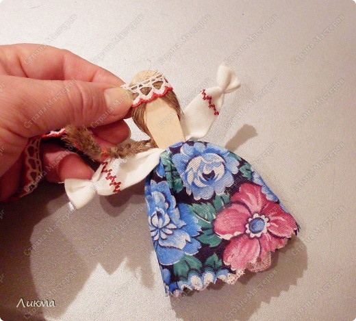 По мотивам народной куклы фото 13