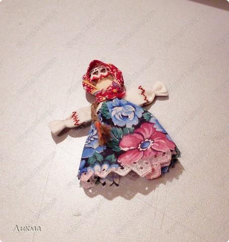 По мотивам народной куклы фото 1