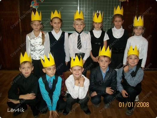 сначало было коронование..короновали только именинников фото 1