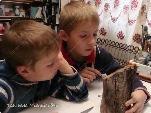 """Это третье занятие. Предыдущие - """"Чей это домик""""? Занятие второе: http://stranamasterov.ru/node/103557.  """"Одуванчиковый мед или где домик у осы""""? Занятие первое: http://stranamasterov.ru/node/103402  фото 11"""