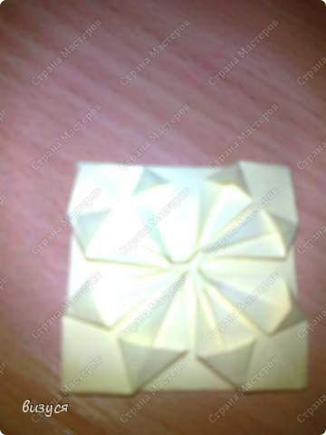 1) я брала обычные листочки квадратные для офисов  согните ого пополам фото 8