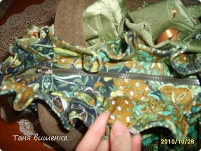Сумка из ткани фото 3