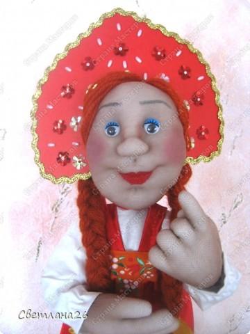 Очередная русская красавица в подарок. фото 1