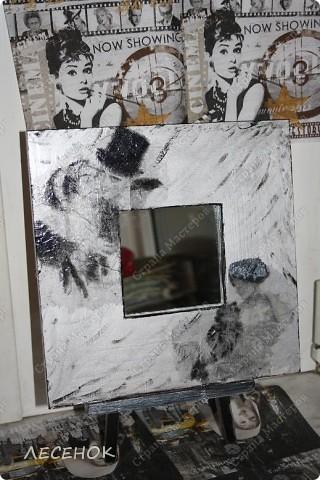 Использовала все те же распечатки на салфеточках.  фото 1