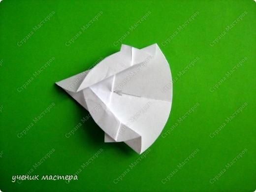 Здравствуйте, я к вам сегодня тоже с елочкой. Идея этой елочки пришла, когда по МК Татьяна Николаевны- http://stranamasterov.ru/node/56531 делала фигурки людей из кругов. Результатом хочу поделиться с вами. фото 9
