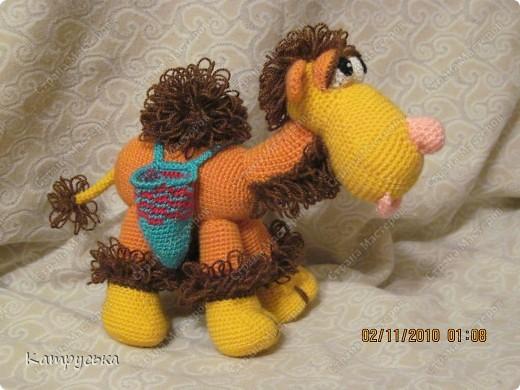 """Верблюженок """"Гоги""""  и машинка Молния... фото 3"""