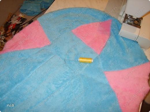 Эту кроватку-трансформер я сшила для будущего котёнка. Появится он в нашей семье в декабре)) фото 4