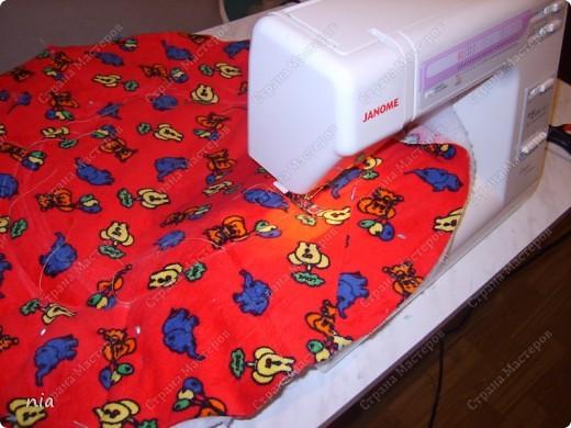 Эту кроватку-трансформер я сшила для будущего котёнка. Появится он в нашей семье в декабре)) фото 3
