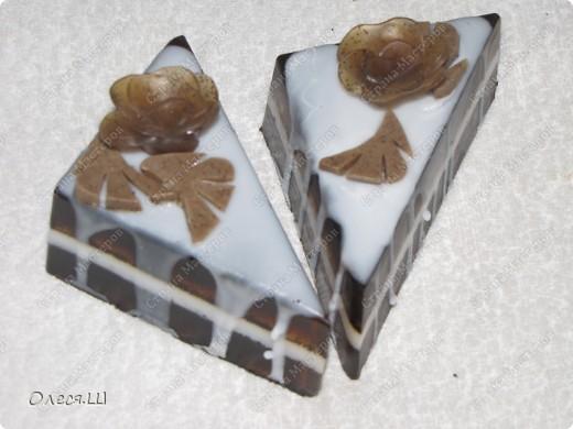 МММММ... Шоколадный тортик.  Но есть не советую:-))) фото 1