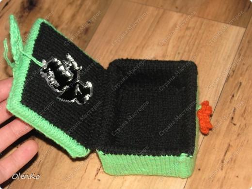 Вот такую шкатулочку мы подарили подружке сына на День Рожденья фото 4