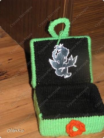 Вот такую шкатулочку мы подарили подружке сына на День Рожденья фото 5