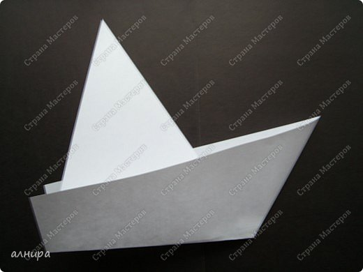 Кораблик для первоклассника, но думаю и дошкольник справится. Автора не знаю. фото 11