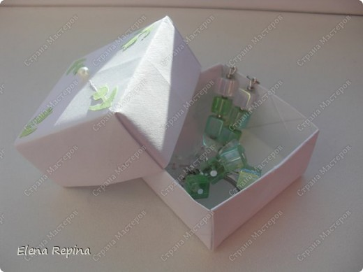 вот такие сережки и кольцо.  было сделано весной. хотелось легкости и воздушности. фото 2