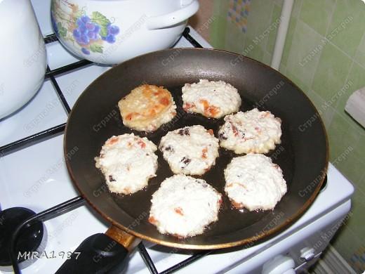 Мои вкусные сырники фото 7