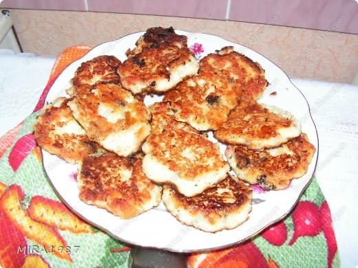 Мои вкусные сырники фото 8