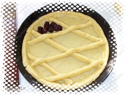 """Вот ,девочки,опять решила испортить вам фигуры,заманив к себе)))))))) Пирог получился такой """"Невкусный"""",что его и печенья уже не осталось))) фото 4"""