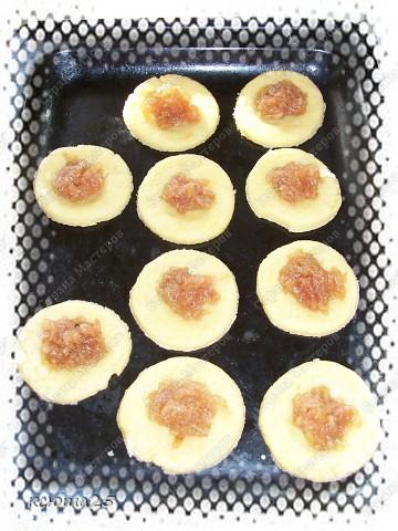 """Вот ,девочки,опять решила испортить вам фигуры,заманив к себе)))))))) Пирог получился такой """"Невкусный"""",что его и печенья уже не осталось))) фото 6"""