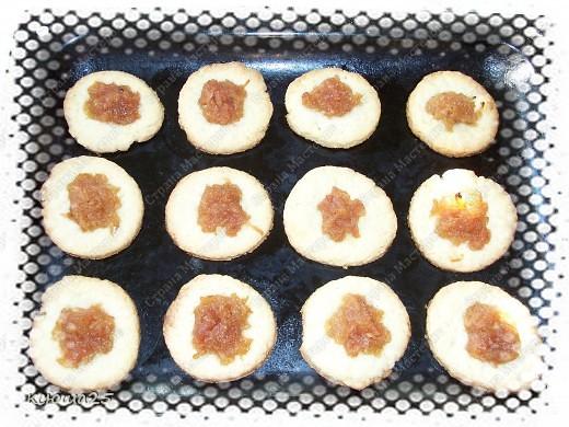 """Вот ,девочки,опять решила испортить вам фигуры,заманив к себе)))))))) Пирог получился такой """"Невкусный"""",что его и печенья уже не осталось))) фото 8"""
