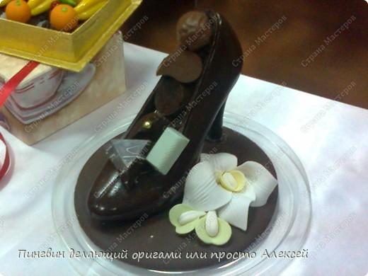 Сегодня я ходил в музей шоколада. и меня ето так впечетлило что я решил поделится етим с вами. фото 14