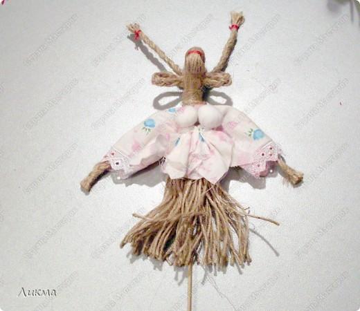 Коза ( по мотивам народной куклы) фото 10