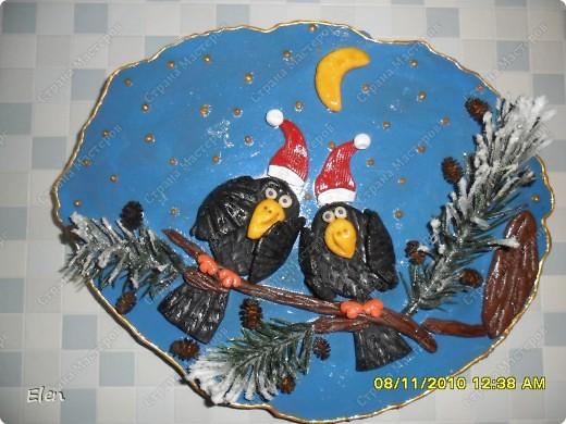 птички новогодние фото 1