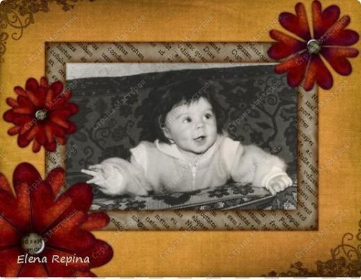 У сестренки через пару недель день рождения. исполнится 20 лет. я сделала несколько коллажей с фотографиями, где она совсем маленькая, распечатала и отправила ей по почте в Россию из Китая вместе с открыткой. ) мне кажется, приятнее получить фотографии уже в готовом распечатанном виде, а не в электронном. надеюсь, ей понравится) фото 4